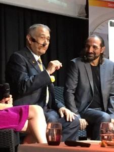 Jack Sword et Nassim Haramein